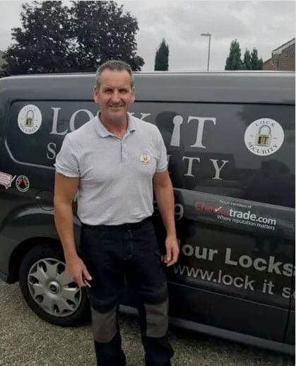 Eddie is Your Local Locksmith in Southampton