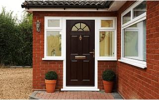When should I change front door locks?