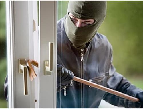 3 Common Entry Points For Burglars